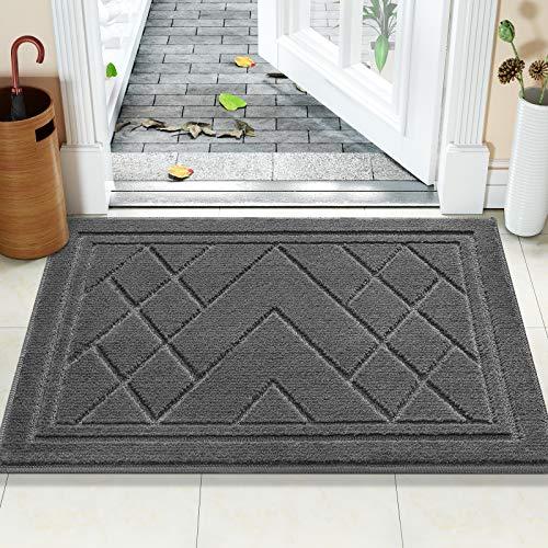 Color&Geometry Schmutzfangmatte Outdoor Fußmatte Innen und Außen...