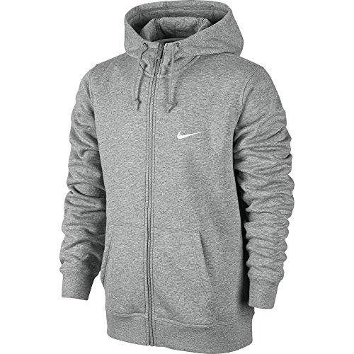Nike Herren, Kapuzenpullover mit durchgehendem Reißverschluss,...