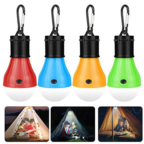 Sylanda Camping Lampe, 4 LED Camping Laterne, Camping Leuchten mit...