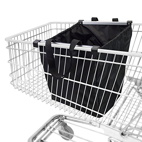 achilles Easy-Shopper Alu, Faltbare Einkaufswagentasche,...