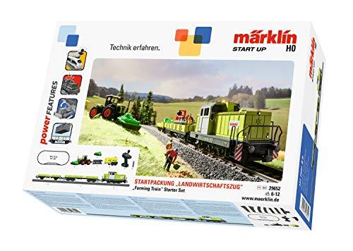 Märklin Start up 29652 - Startpackung Landwirtschaftszug, Spur H0...