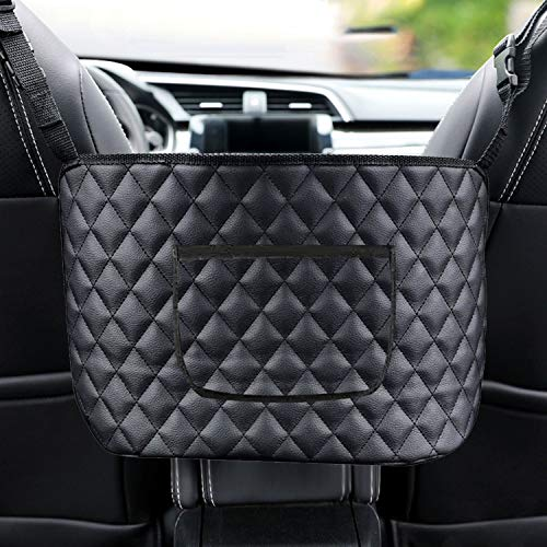YISKY Auto Netztasche Handtaschen, Handtaschenhalter Organizer Auto...