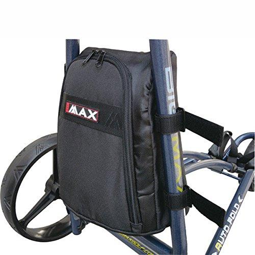 Big Max Golf Zubehör Kühltasche, Schwarz