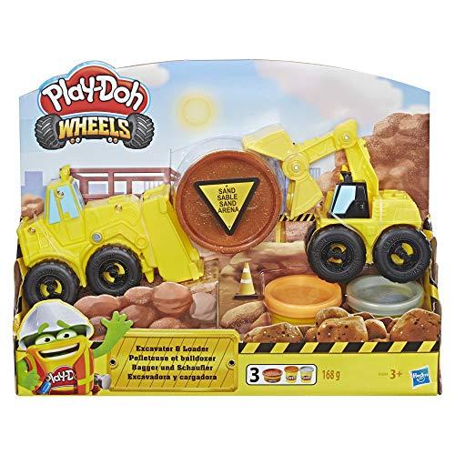 Play-Doh PD Drive N Dredge Excavator