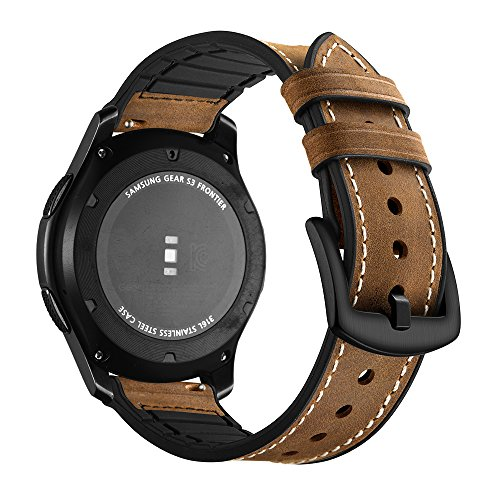 Aottom Kompatibel für Galaxy Watch 46mm Armband Samsung Gear S3...