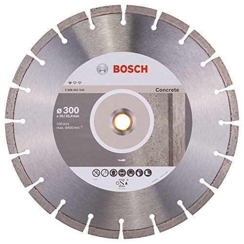 Bosch Professional Diamanttrennscheibe (für Beton, Ø: 300 mm,...
