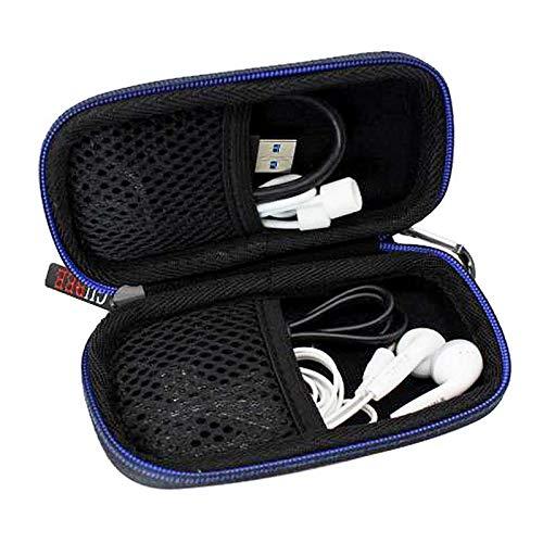 GUBEE Kopfhörer Tasche mit Schnalle,Tragbar Headset Hart Reise Case...