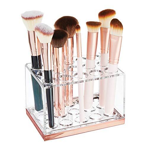 mDesign praktischer Kosmetik Organizer – dekorative Kosmetik...