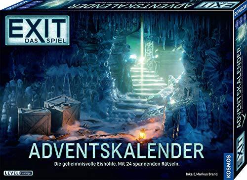 KOSMOS 693206 EXIT - Das Spiel Adventskalender 2020 Die geheimnisvolle...