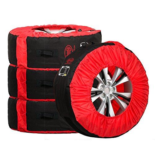 HEYNER Reifentaschen 16-22 Zoll SUV (4er-Set) Premium Reifen...