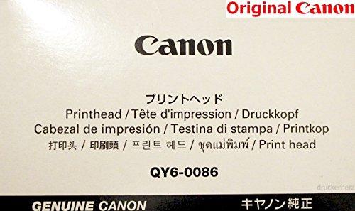 Canon QY6-0086 Druckkopf, Printhead für MX925, MX725, MX924, IX6850,...