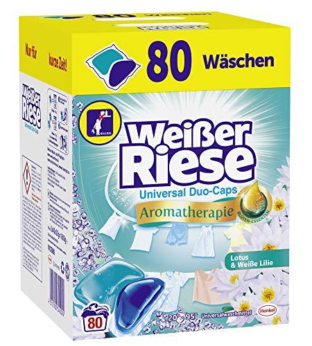Weißer Riese Universal Duo-Caps Aromatherapie, 80 (1x80)...