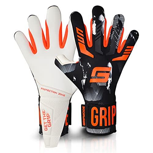 GRIPMODE Gravity Hybrid Torwarthandschuhe I Torhüter Handschuhe mit...