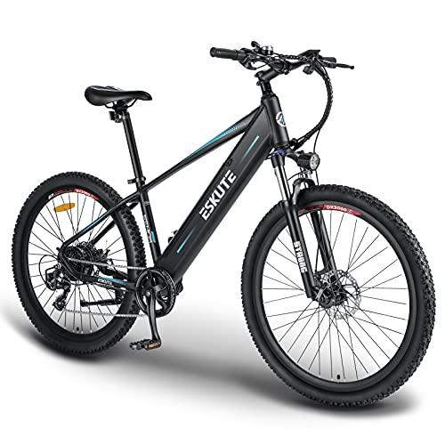 ESKUTE E-Bike E Mountainbike 27,5 Zoll Pedelec,Voyager' Elektrofahrrad...