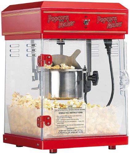 Rosenstein & Söhne Popcornmaschine:...