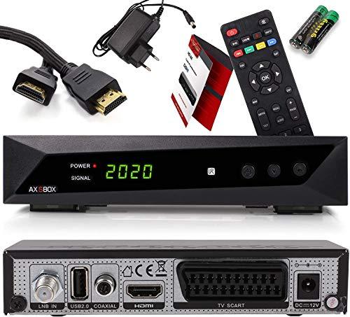 Opticum Sat Receiver SBOX Mini HDTV Digital für Satelliten Fernsehen...