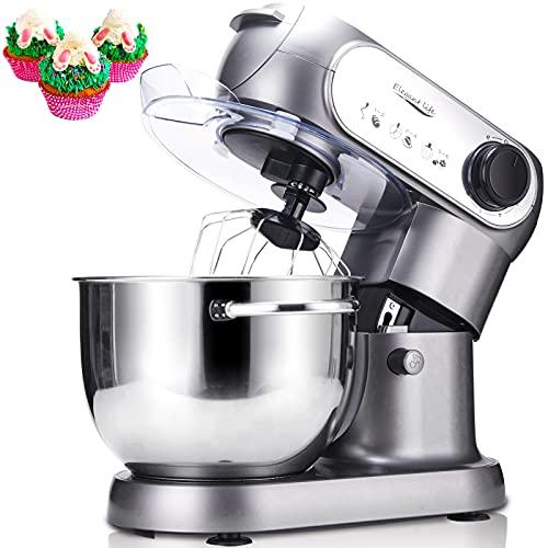 Küchenmaschine, Elegant Life 1200W Auto-Knetmaschine Rührgeräte mit...