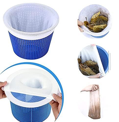 Youpin 6 Stücke Pool Skimmer Socken, Skimmer Filter Netz für...