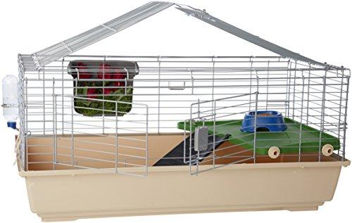Amazon Basics Kleintierkäfig-Lebensraum mit Zubehör -107 x 48,7 x...