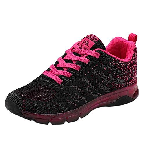 Schuhe Damen Herren Sneaker Flache Stiefel Outdoor Atmungsaktiv Licht...