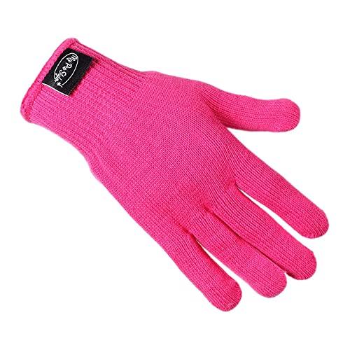 Hitzebeständige Handschuh, Professional Haarglätter Zubehör Für...