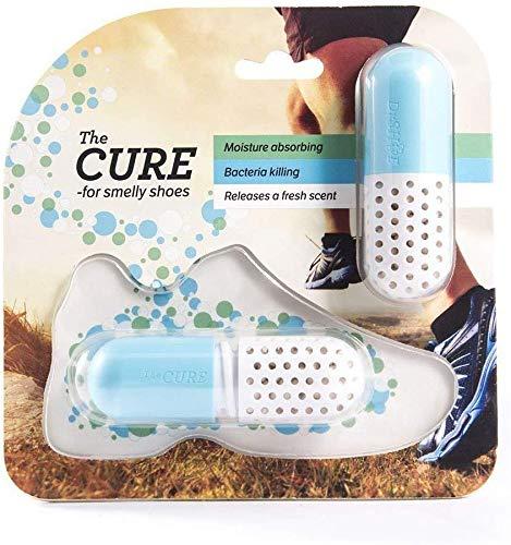 Schuh Deo - Geruchsneutralisierer - Antibakteriell - Trockenmittel -...
