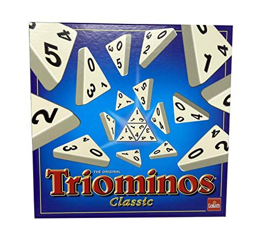 Goliath Toys 60.630.101 Goliath-Triominos Classic-das spannende...