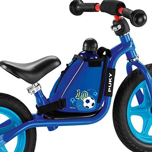 Puky 9705 LRT Laufradtasche mit Tragegurt, Blau Fußball