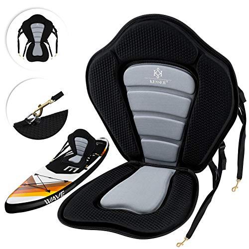 KESSER® Kajak-Sitz für SUP Board Stand Up Paddle Surfboard Sitz SUP...