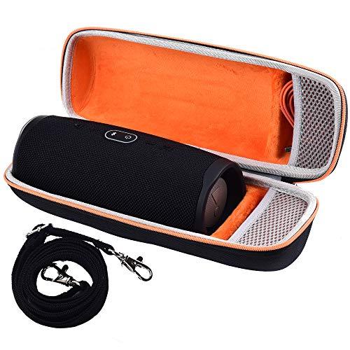 Tasche für JBL Charge 4 Tragbarer Bluetooth-Lautsprecher & Kabel +...