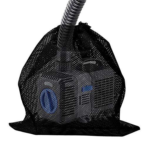 Huemny Pump Barrier Bag Anti-Clogging Filtering Bag Teichfilter Home...