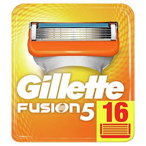 Gillette Fusion 5 Rasierklingen Für Männer, 16Stück,...