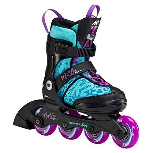 K2 Inline Skates MARLEE PRO Für Mädchen Mit K2 Softboot, Light Blue...
