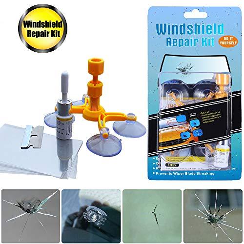 Manelord Auto Windshield Repair Kit, Windschutzscheiben Reparaturset...
