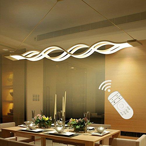 Modernen Kronleuchter,60W LED Pendelleuchte LED Deckenleuchte für...