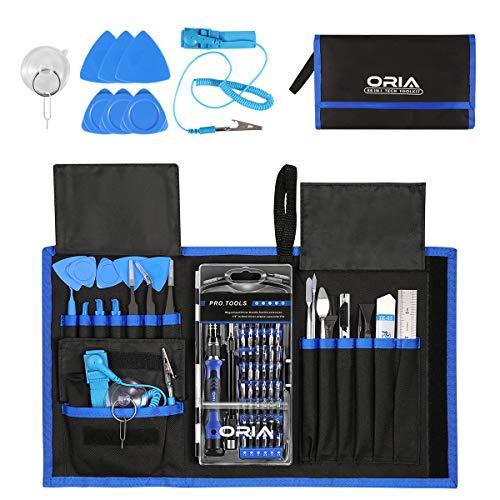 Oria 86 in 1 Schraubendreher Set, Magnetic Präzisions Reparatur...