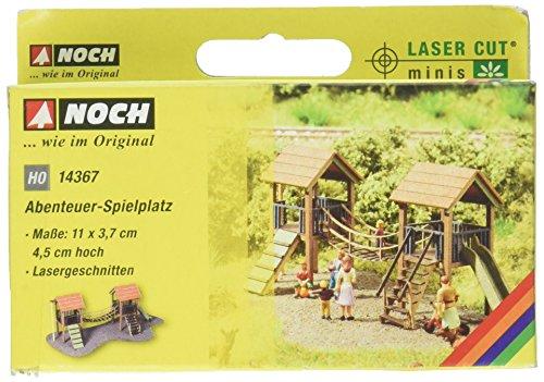 Noch 14367Abenteuerspielplatz Landschaft Modellier