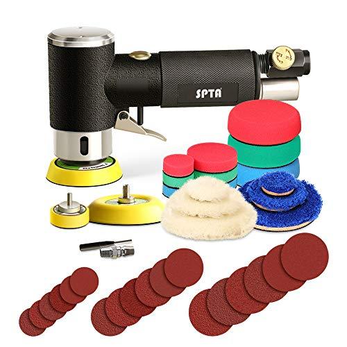 Mini poliermaschine, Druckluft Polierer, SPTA 25mm 50mm 80mm Exzenter...