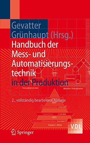 Handbuch der Mess- und Automatisierungstechnik in der Produktion...