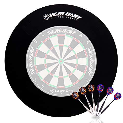 WIN.MAX Dart Catchring Surround Auffangring Dart Backboard Auffangring...