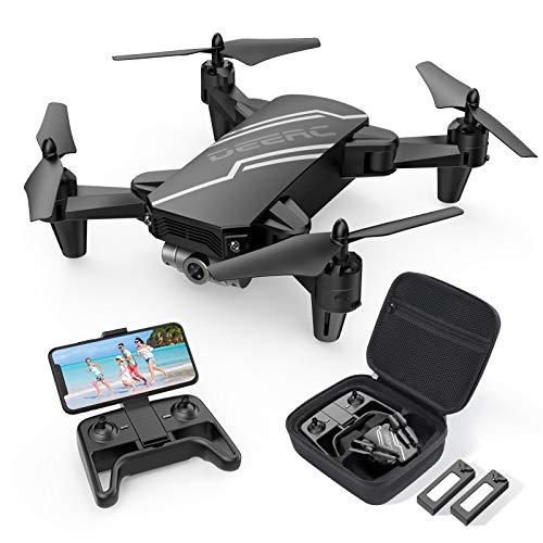 DEERC D20 Drohne für Kinder mit Kamera HD,Faltbar RC Quadcopter mit...