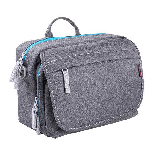 Bodyguard SLR Messenger Bag Kameratasche für Spiegelreflexkameras...