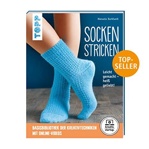 Socken stricken (kreativ.startup.): Leicht gemacht - heiß geliebt....