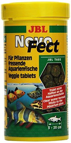 JBL NovoFect 30248, Alleinfutter für pflanzenfressende...