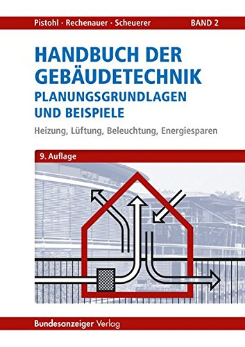 Handbuch der Gebäudetechnik - Planungsgrundlagen und Beispiele: Band...