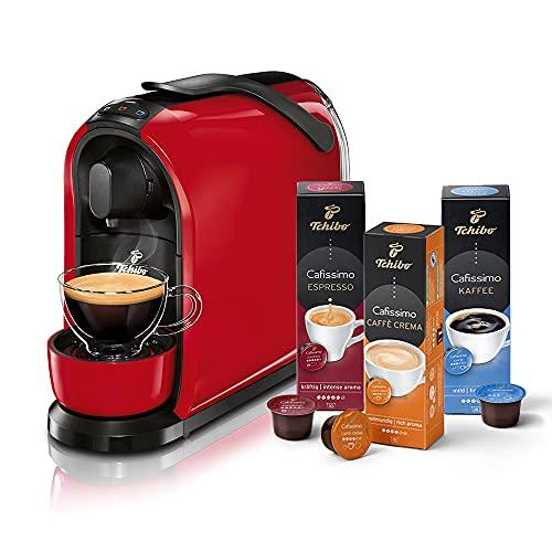 Tchibo Cafissimo Pure Kapselmaschine (für Kaffee, Espresso, Caffé...