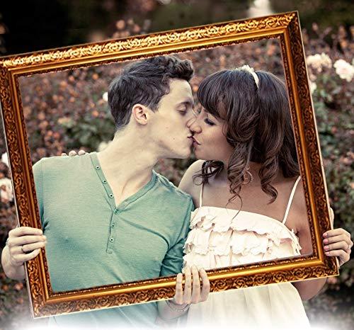 Bilderrahmen Hochzeit Hochzeitsrahmen für lustige Hochzeitsfotos,...
