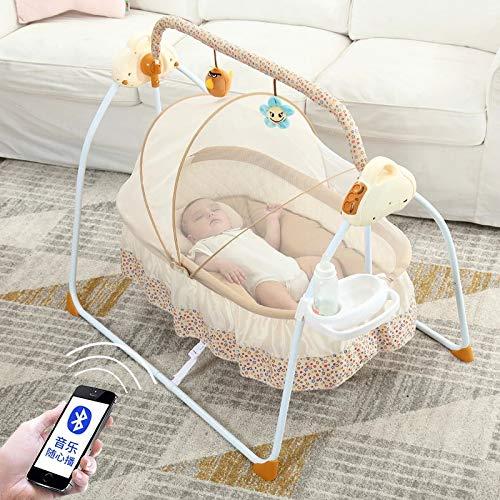 Erweiterte Version Elektrische Baby Wiege, Multifunktionale...