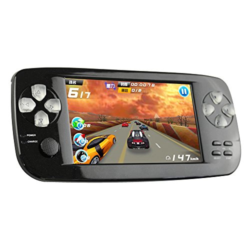 CXYP Handheld Spielkonsole, 3000 Retro Spiele 4,3 Zoll 16 GB Tragbare...