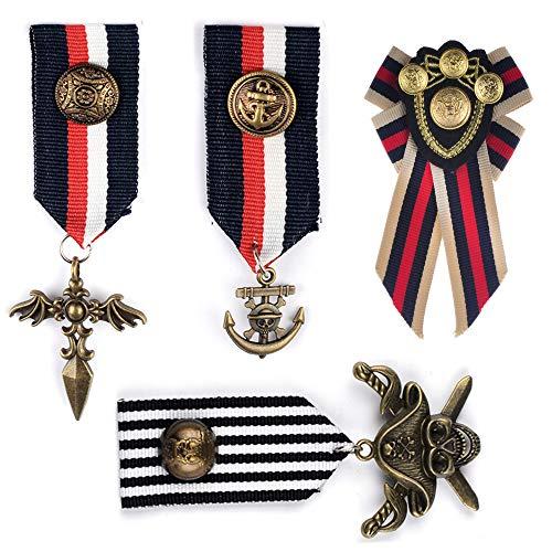 Deer Platz 4 Stück Militär Orden, Medaillen, Kostüm Militär...